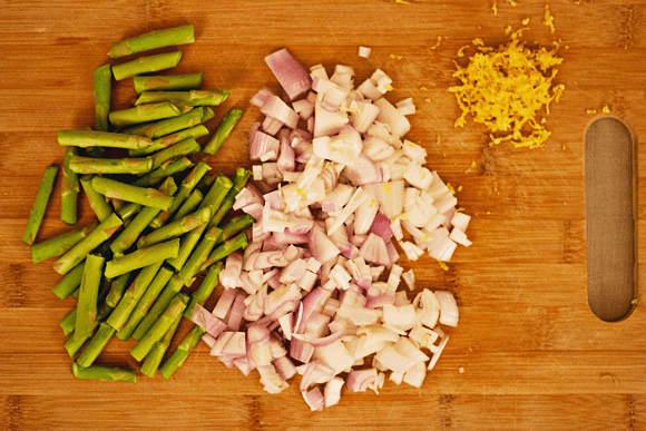 Recept: risotto met asperges