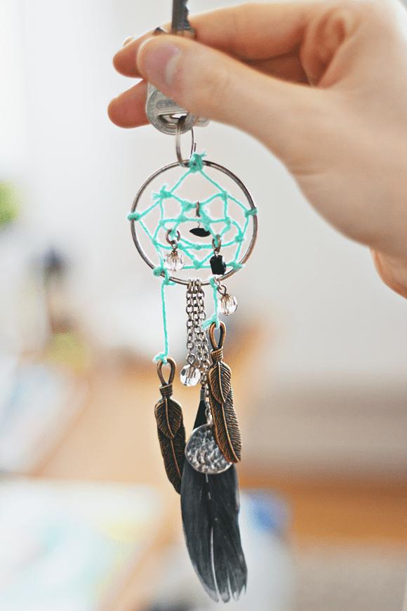DIY dromenvanger sleutelhanger (17 van 17)