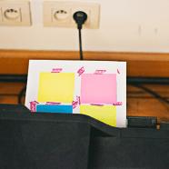 How to: printen op post-its