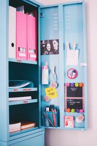 Back to school: locker decoratie DIY's!