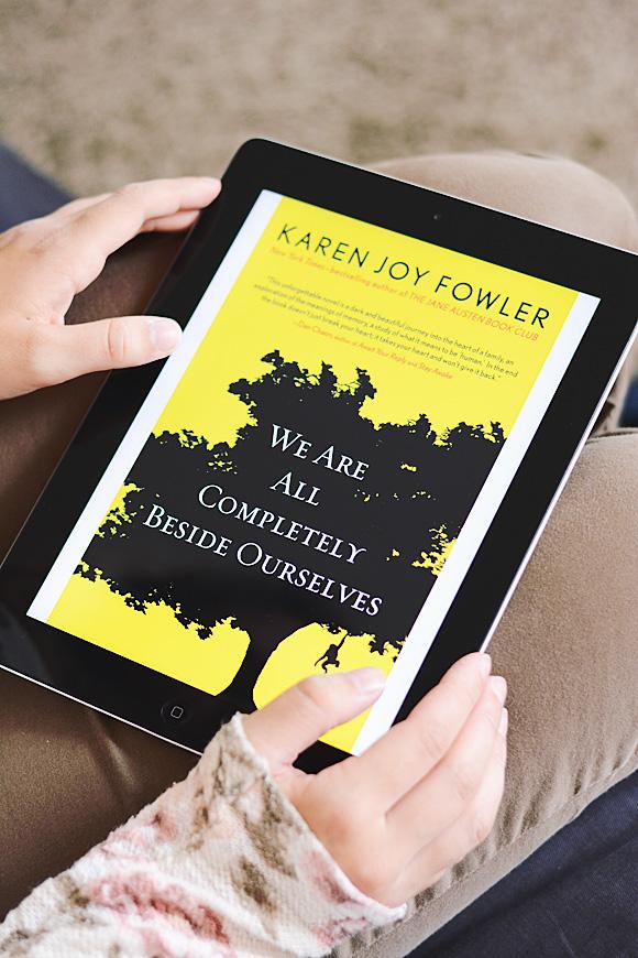 Uit de boekenkast We Are All Completely Beside Ourselves Karen Joy Fowler