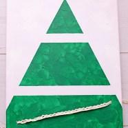 Deze kerstboom gaat eeuwig mee (en is supermooi!)