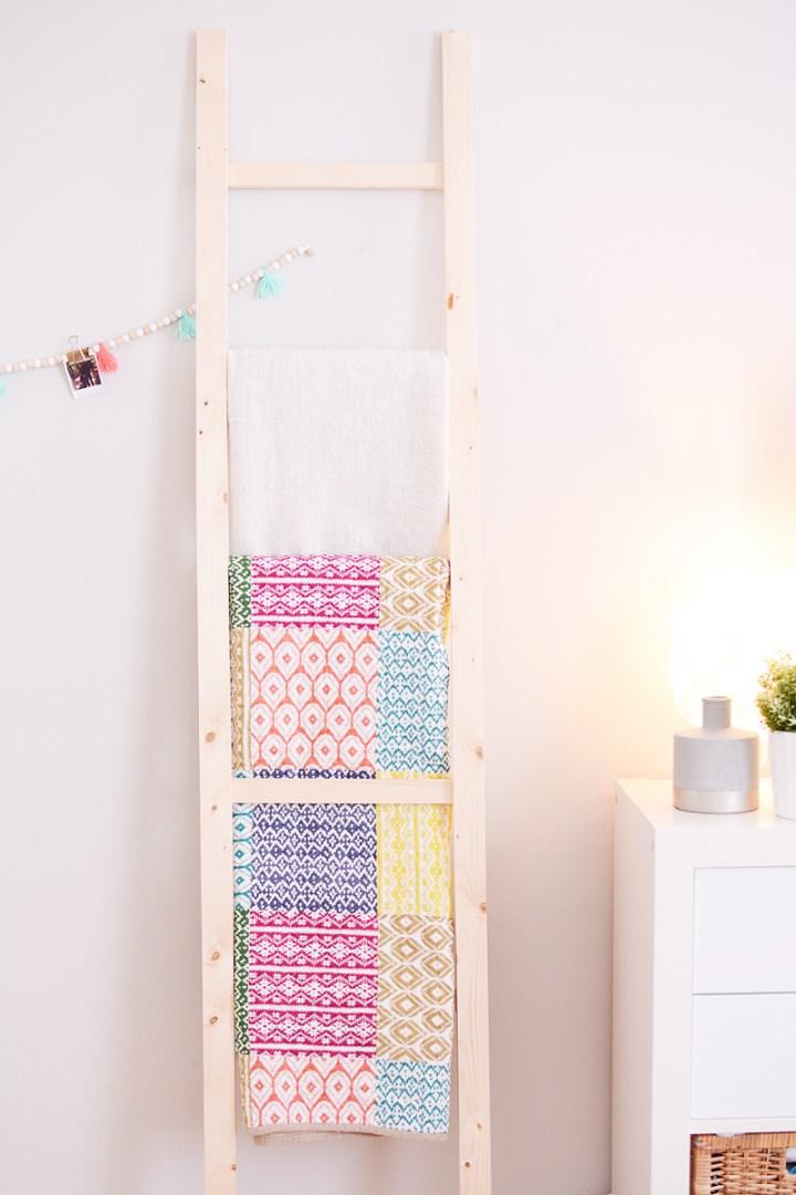 Zo style je een ladder