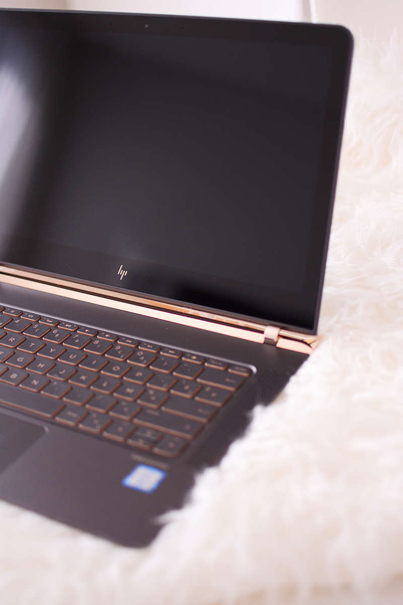 De HP Spectre 13 is de mooiste notebook OOIT!