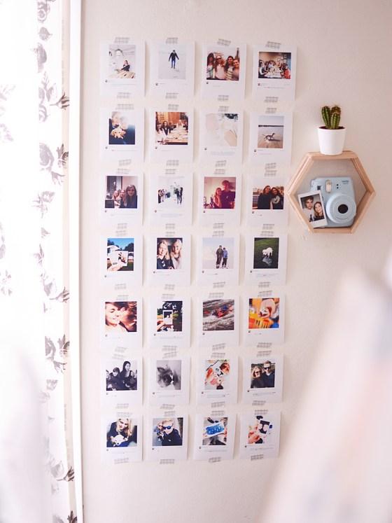 Een muur voor herinneringen met HP #ReinventMemories