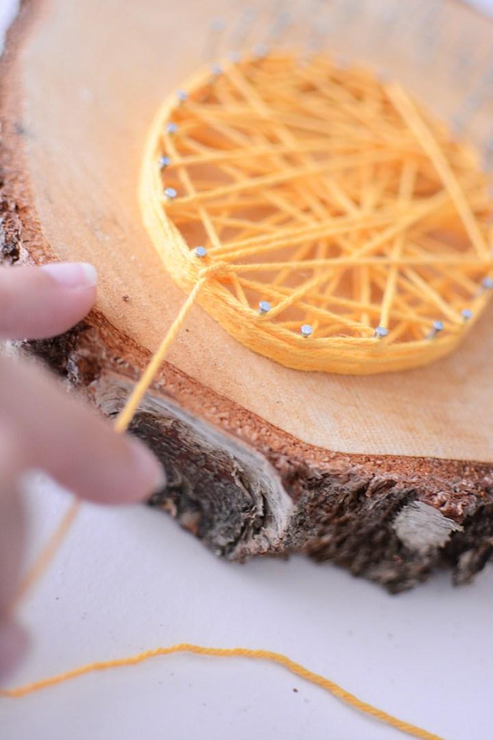 Zo maak je een ananas met touw