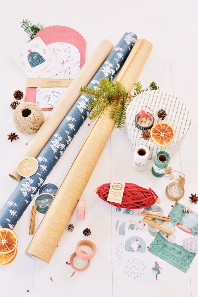 Giftwrapping guide