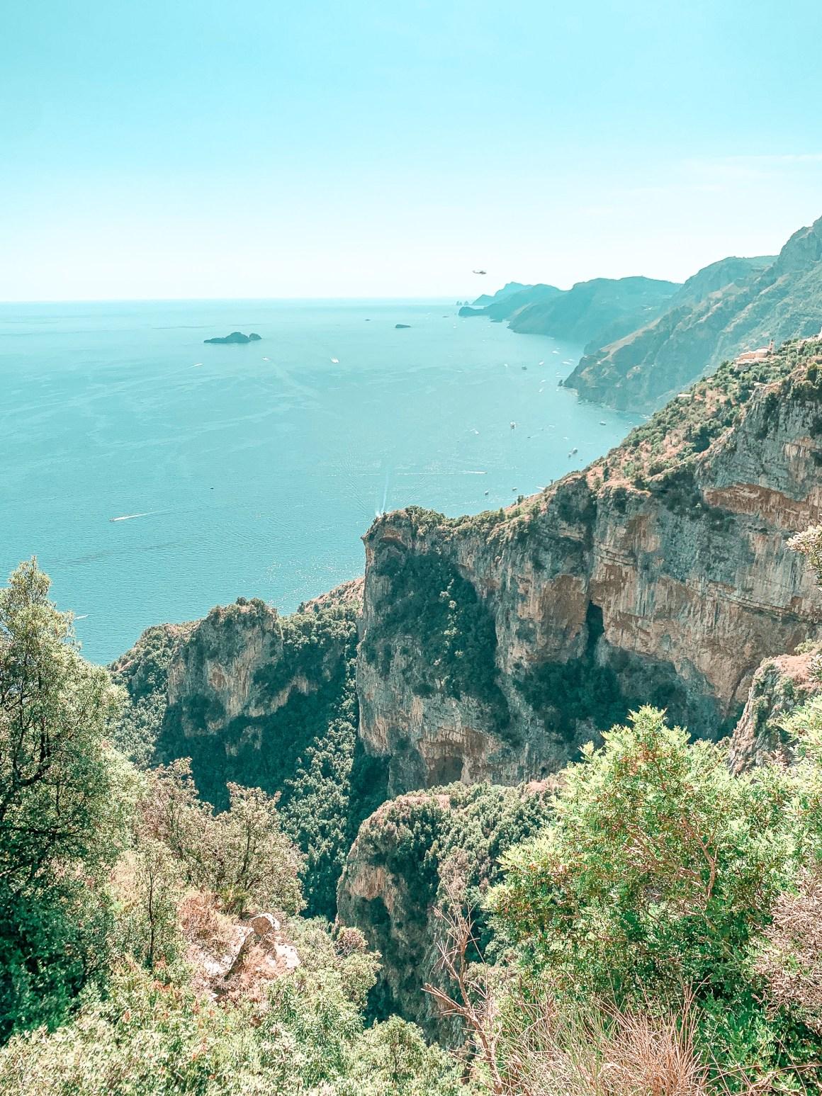 Hiken via de Sentiero degli Dei (Napels & Amalfi travel guide 6/7)