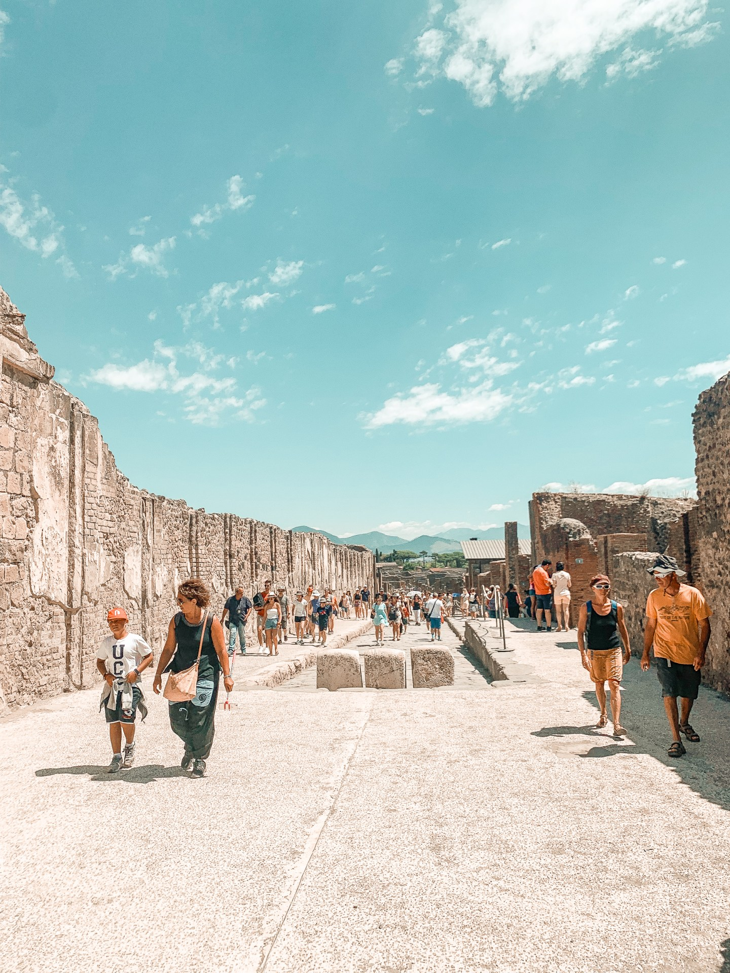 Pompeï en de Vesuvius bezoeken (Napels & Amalfi travel guide 3/7)