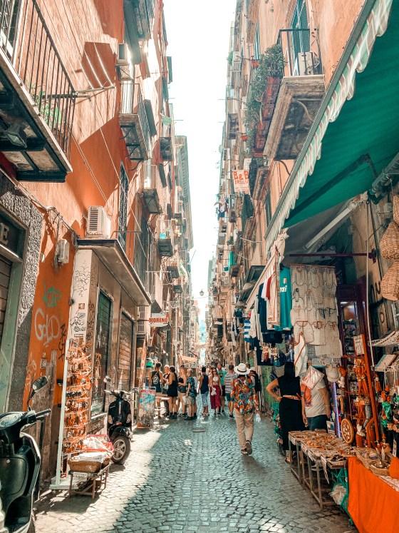 Op verkenning in metropool Napels (Napels & Amalfi travel guide 4/7)
