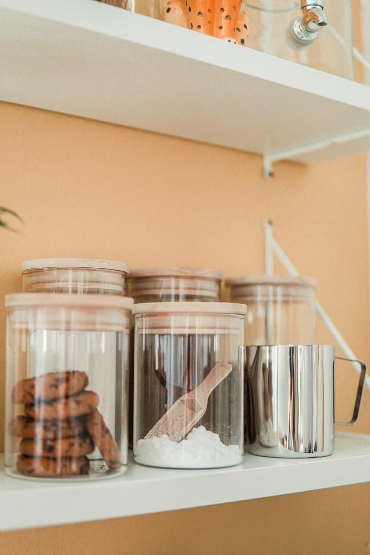 Mijn huurhuis keuken make-over: voor en na!
