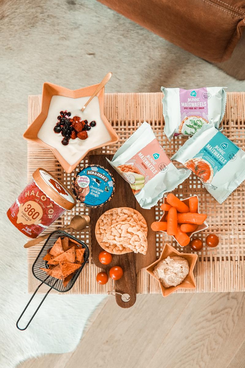 5 keer gezonde, caloriearme snack aanraders