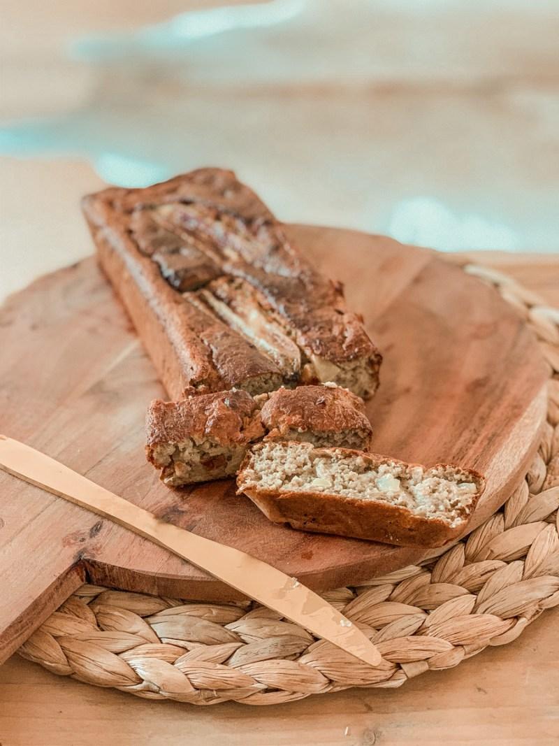 Recept: gezond en suikervrij bananenbrood