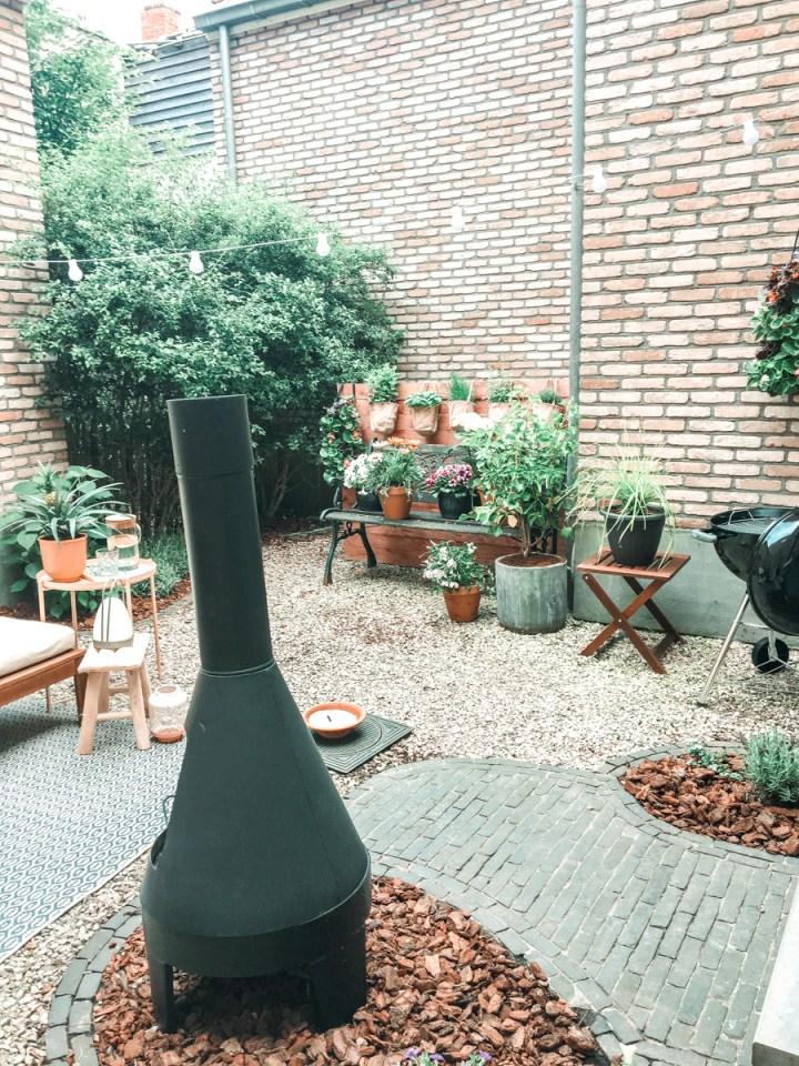 Mijn tuintje: zomer 2020