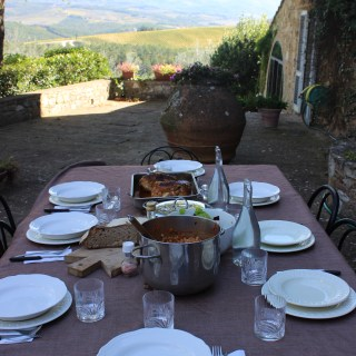 Family travels in Chianti, Tuscany – Villa Montrogoli