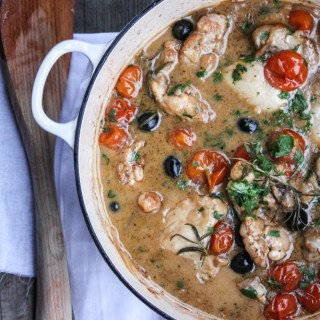 dinner, family meals, chicken, chicken cacciatore, simple meals, easy dinner, quick meals, italian food, italian meals, rustic dinner, sunday dinner, hearty, flavoursome, simple, the life harvest
