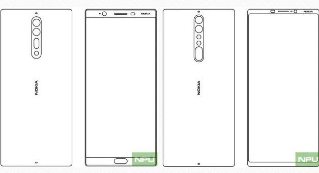 Nokia 9 May Look Even Better than Samsung Galaxy S8
