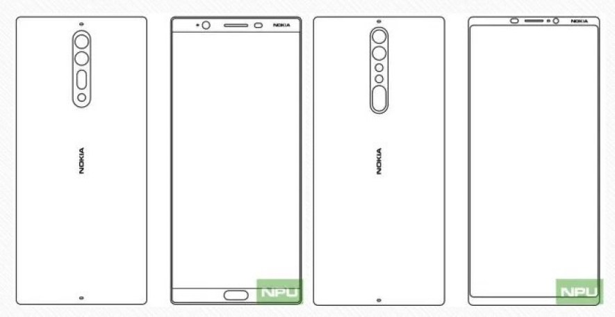 Nokia 9 May Look Even Better