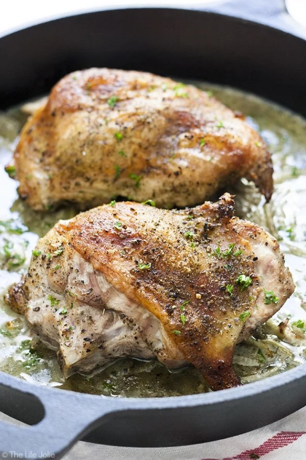 Dinner Ideas For Two, roast turkey thighs