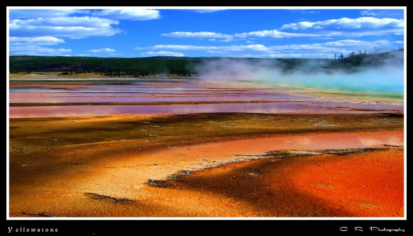 Yellowstone National Park by furfur via Flickr Creative Commons