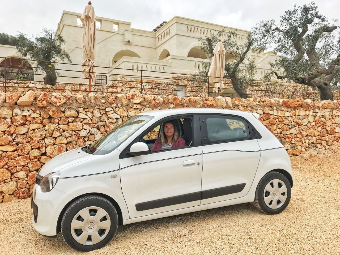 Driving abroad for the first time in a Renault Twingo