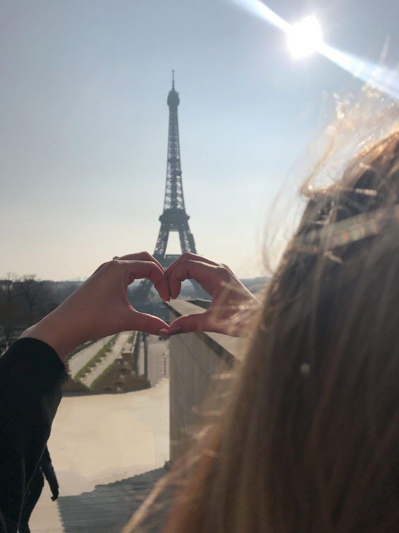 travel tips for visiting Paris for the first time