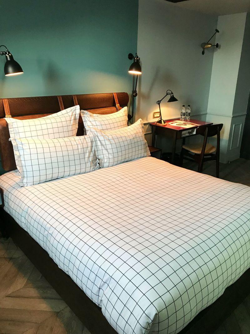 Hoxton Hotel Paris Cosy Garden Room