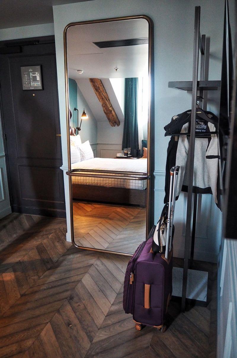 Hoxton Paris Full-length mirror