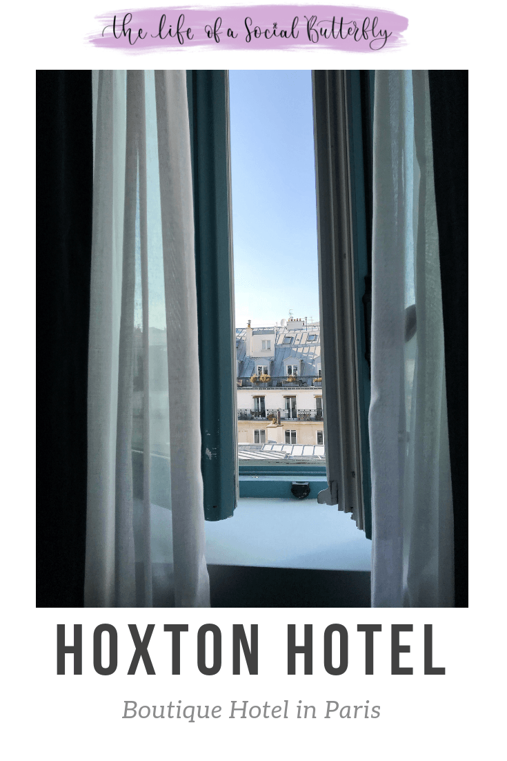 Pinterest Hoxton Hotel Review Paris