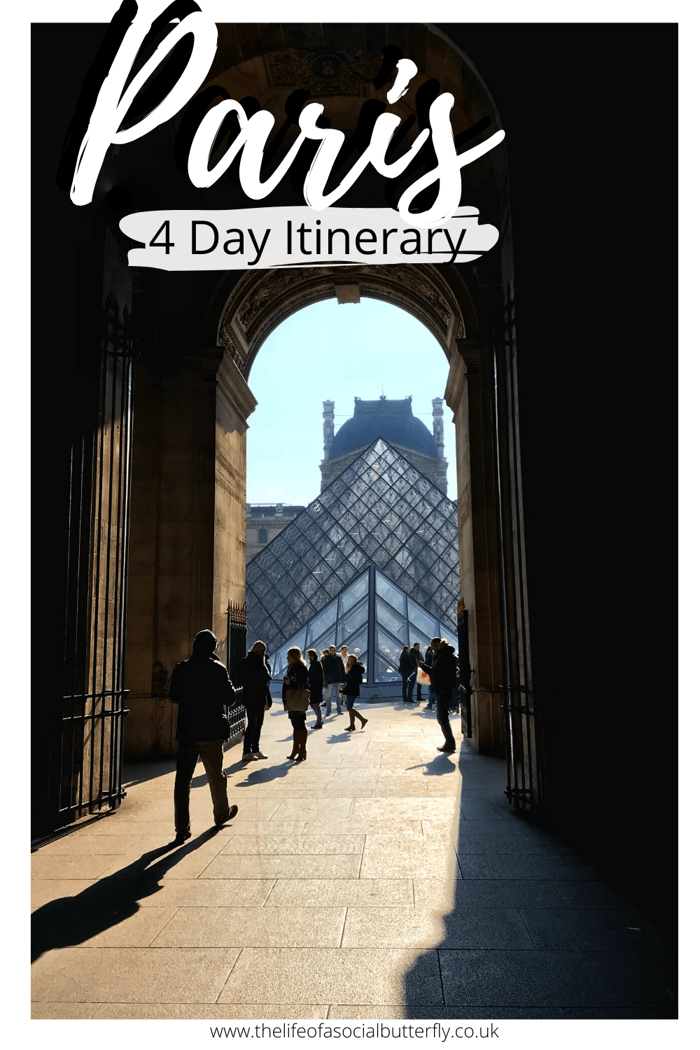 Visiting Paris for the first time? Then you'll want to know what to do in Paris in 4 days, where to eat in Paris and all the things to do in the city of light & love! Read my Paris 4 days itinerary for first timers for all my Paris travel tips, including how to stay safe in Paris! #whattoseeinparis #paristravelguide #weekendinparis #parisfirsttime