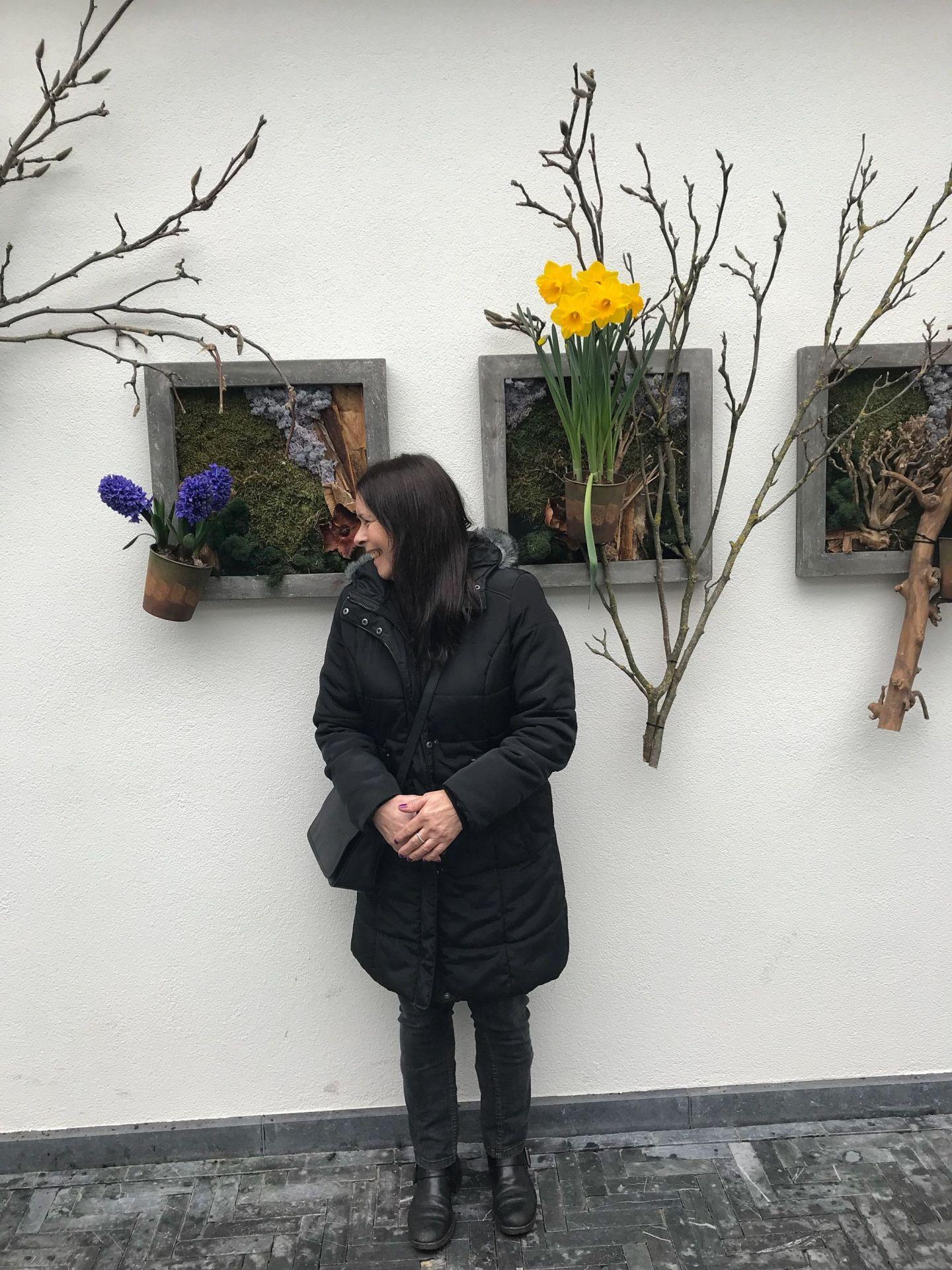 Home decor inspo at Keukenhof Tulip Gardens