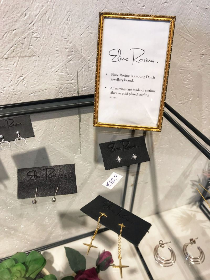 Eline Rosina Dutch Jewellery brand