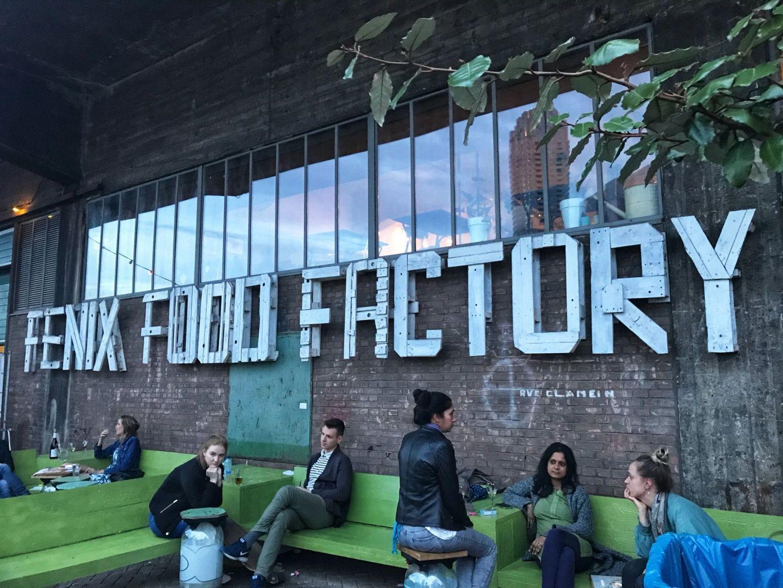 Fenix Food Factory Rotterdam Holland