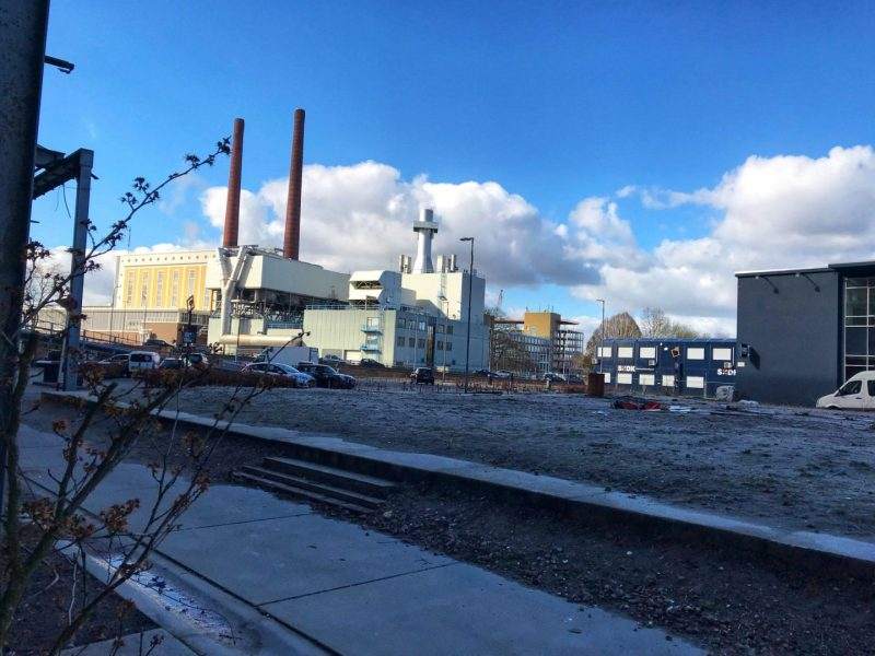 Eindhoven Industrial landscape