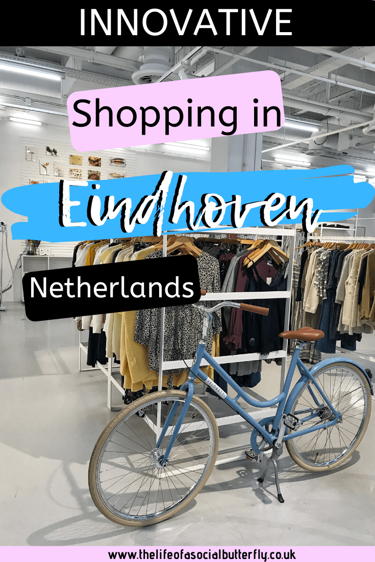 Eindhoven is a city of innovation and is known as The Netherland's design capital, but did you know about the unique shops and cool restaurants in Eindhoven? Click through for all the Eindhoven hotspots filled with intriguing places to eat and where to go shopping in Eindhoven! #Eindhoventhingstodo #Eindhoven #netherlands #holland #citybreak