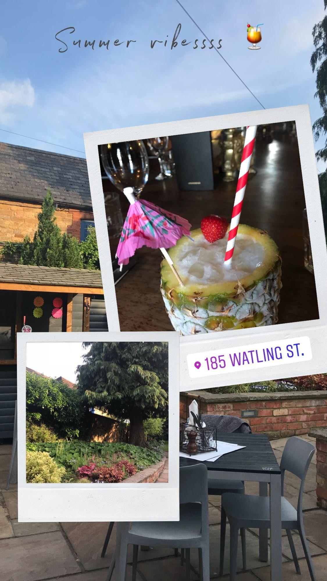 Summer Vibes 185 Watling Street Towcester