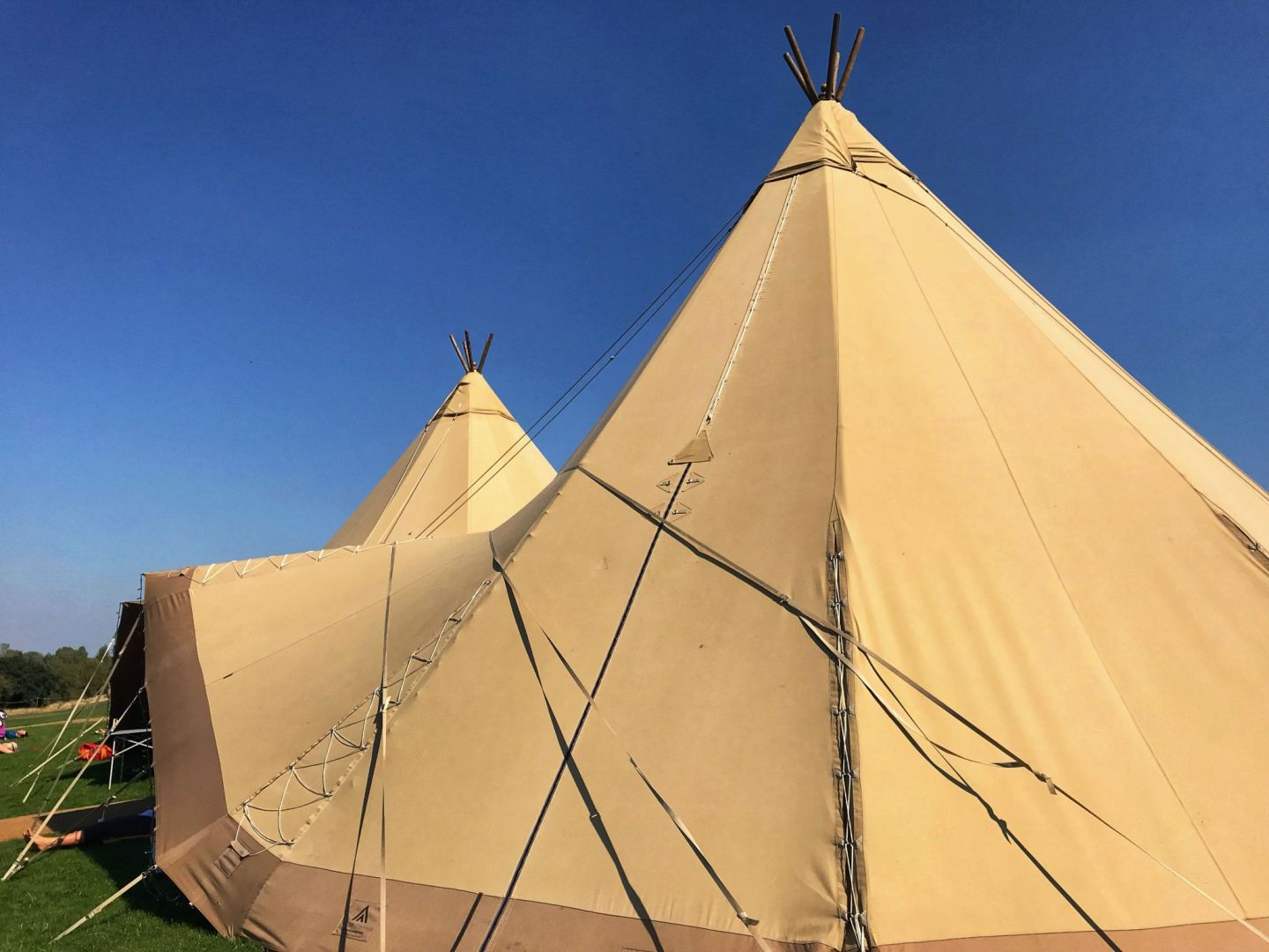 countrywide tipi summer yoga festival