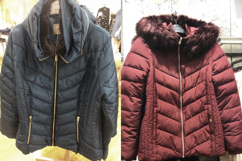 AW18 Puffa Jacket Trend