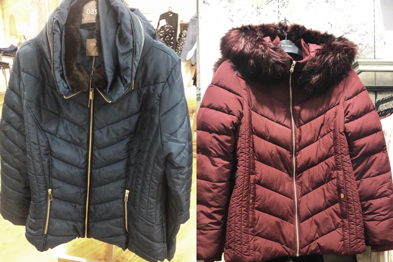 AW18 Puffa Jacket Trend