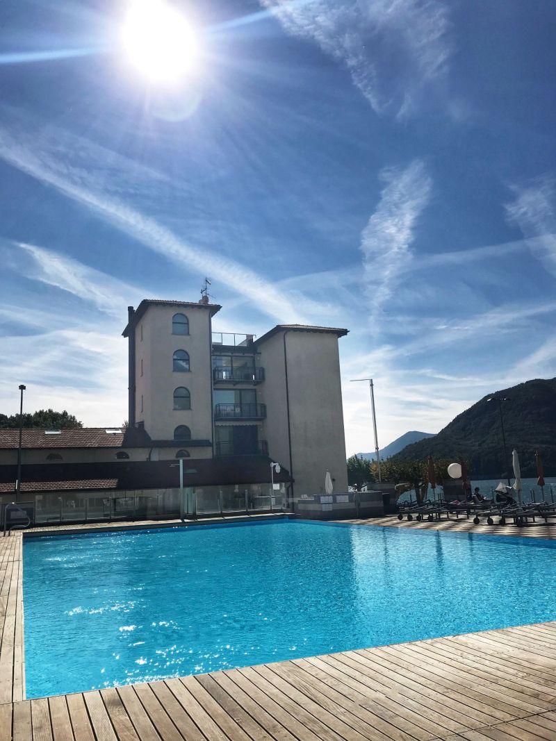 Holiday at Golfo Gabella Resort Lake Maggiore Italy