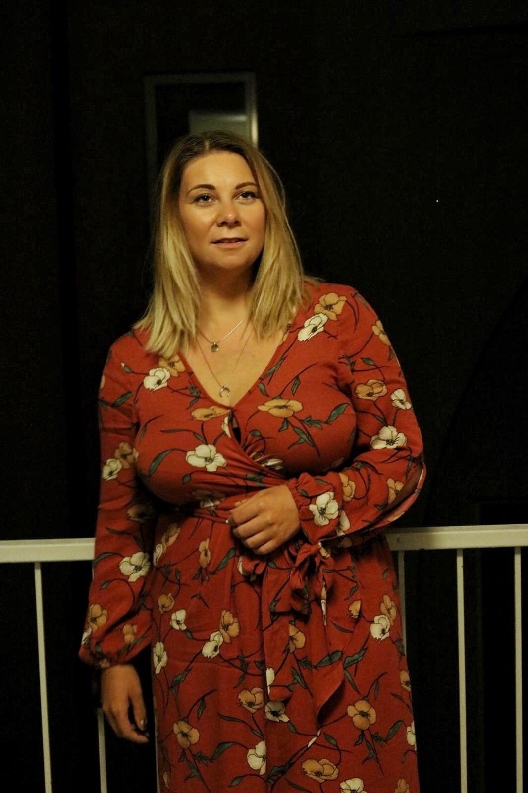 New lool autumnal sale bargain dress