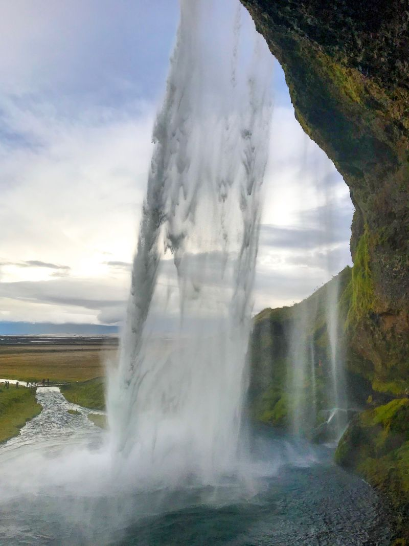 Chasing Beautiful Waterfalls Rainbows In Southern Iceland