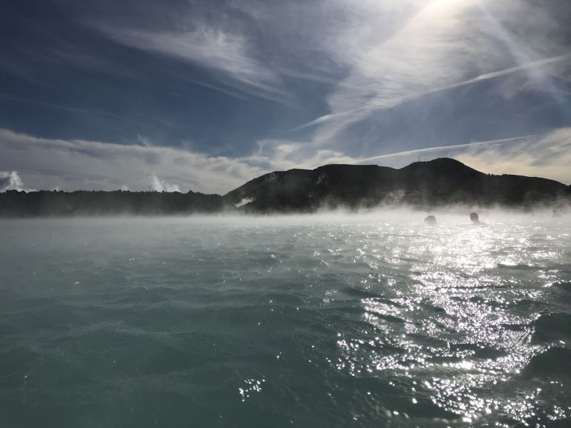 Blue Lagoon vs Secret Lagoon - Iceland Hot Spring Tips