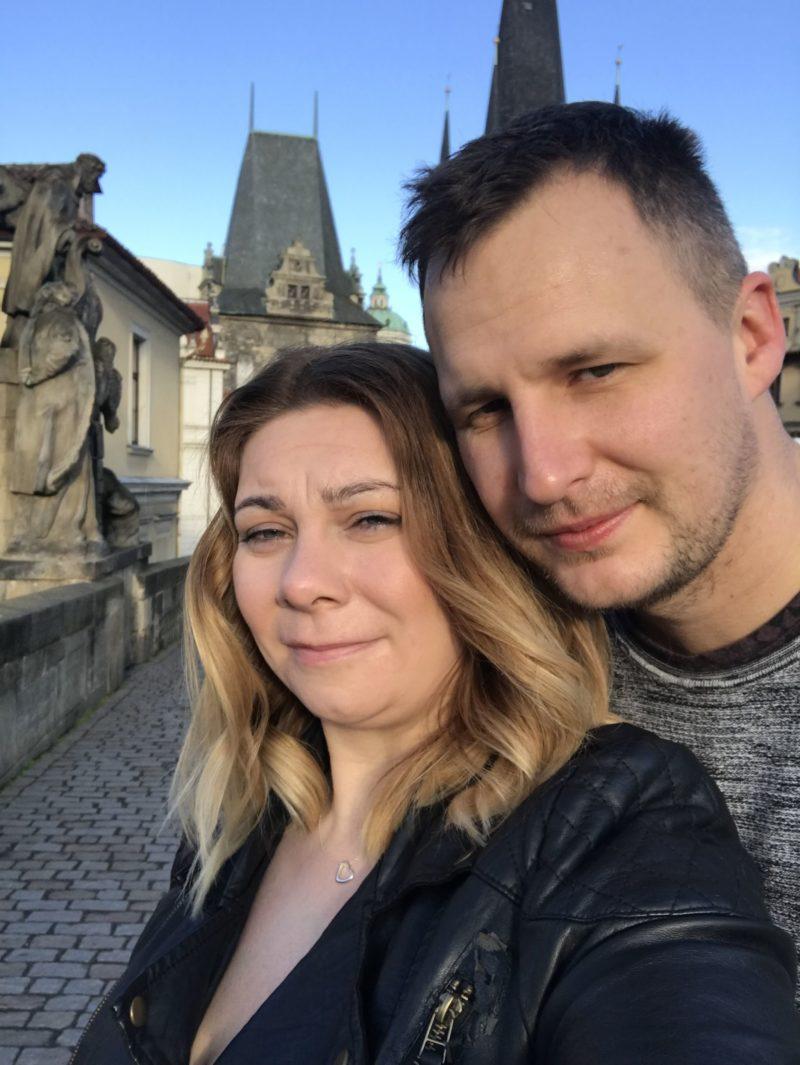 romantic weekend in Prague