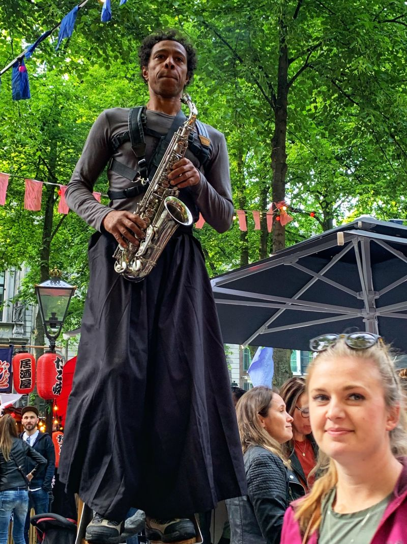 Music-and-entertainment-Sushi-Joy-Festival-Event-The-Hague