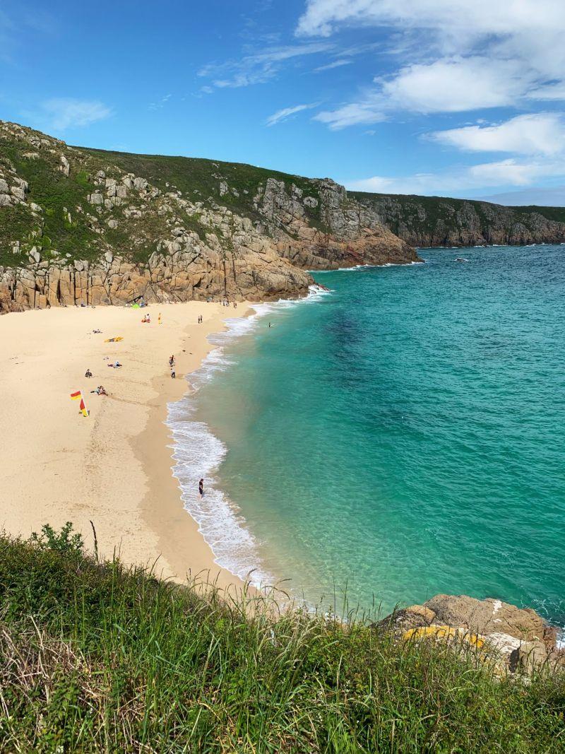 Best-Cornish-Beaches-Portcurno
