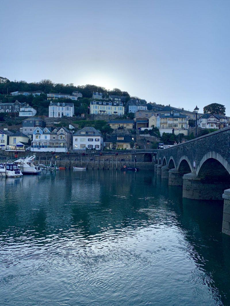 Sundown-in-Looe-Cornwall