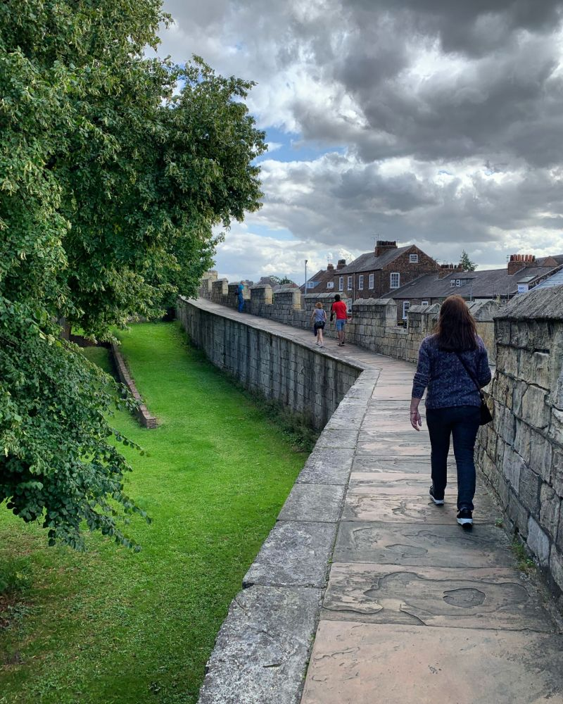 Walk-York-old-city-walls-for-things-to-do-in-York