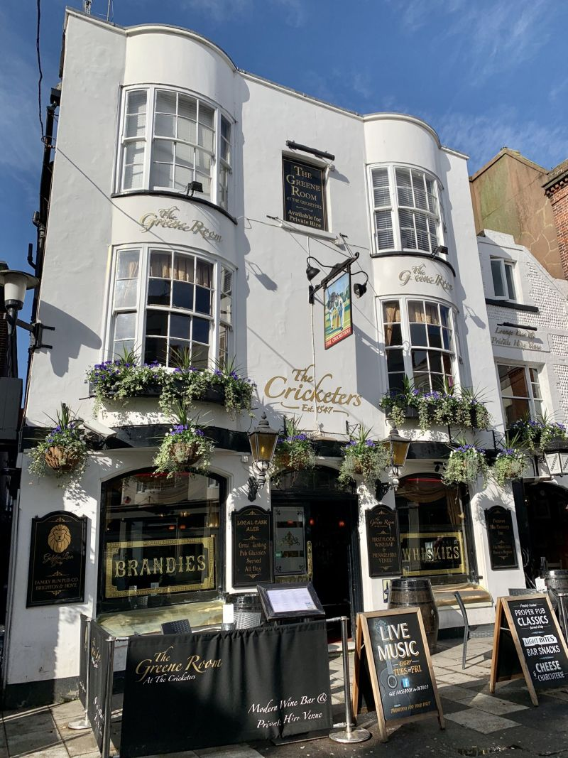The-Cricketers-Brightons-oldest-pub