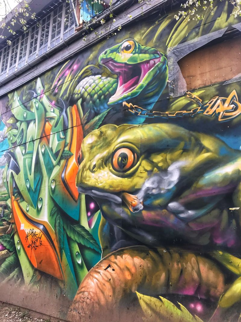 Budget in Copenhagen by visiting Freetown-Christiania-Christianshavn